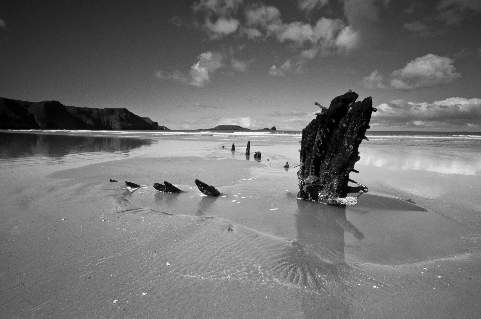 Black & White Photography | Lewis Fackrell Photography