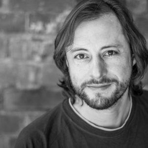 Actor head shots - Tom Taylor
