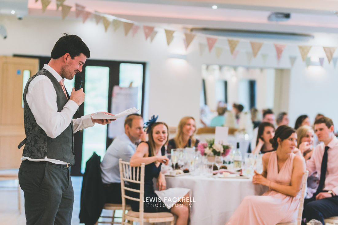 Wedding best mans speech how to