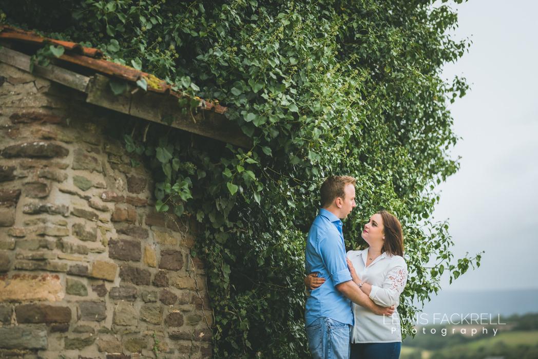 Celtic Manor Wedding venue for pre-wedding photoshoot of Scarlet Chris