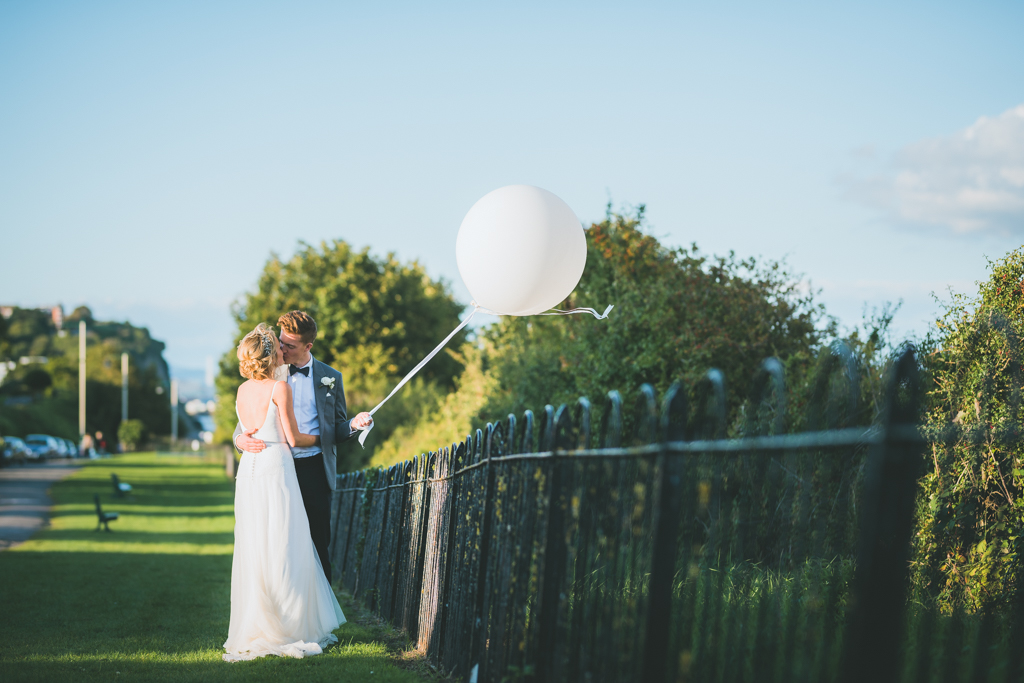 Wedding photography at Holm house