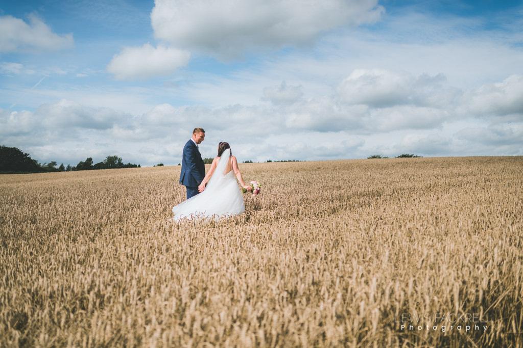 De Courceys wedding