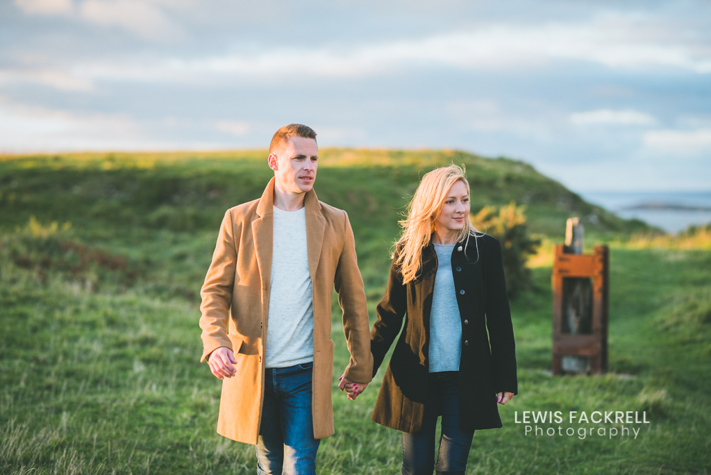 pre-wedding at the coast - what to wear