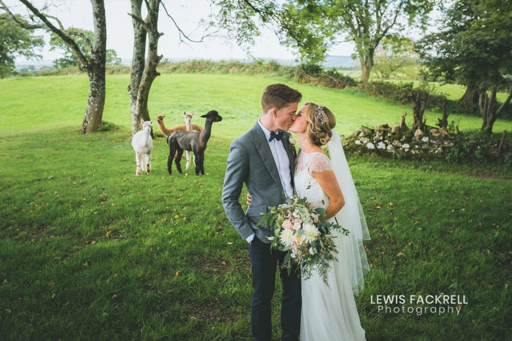 Wedding photographer packages and prices South Wales