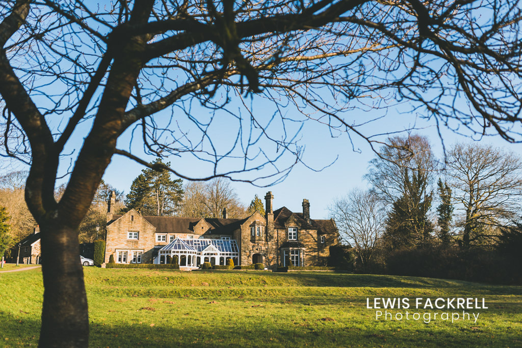 Bryngarw House wedding venues in South Wales