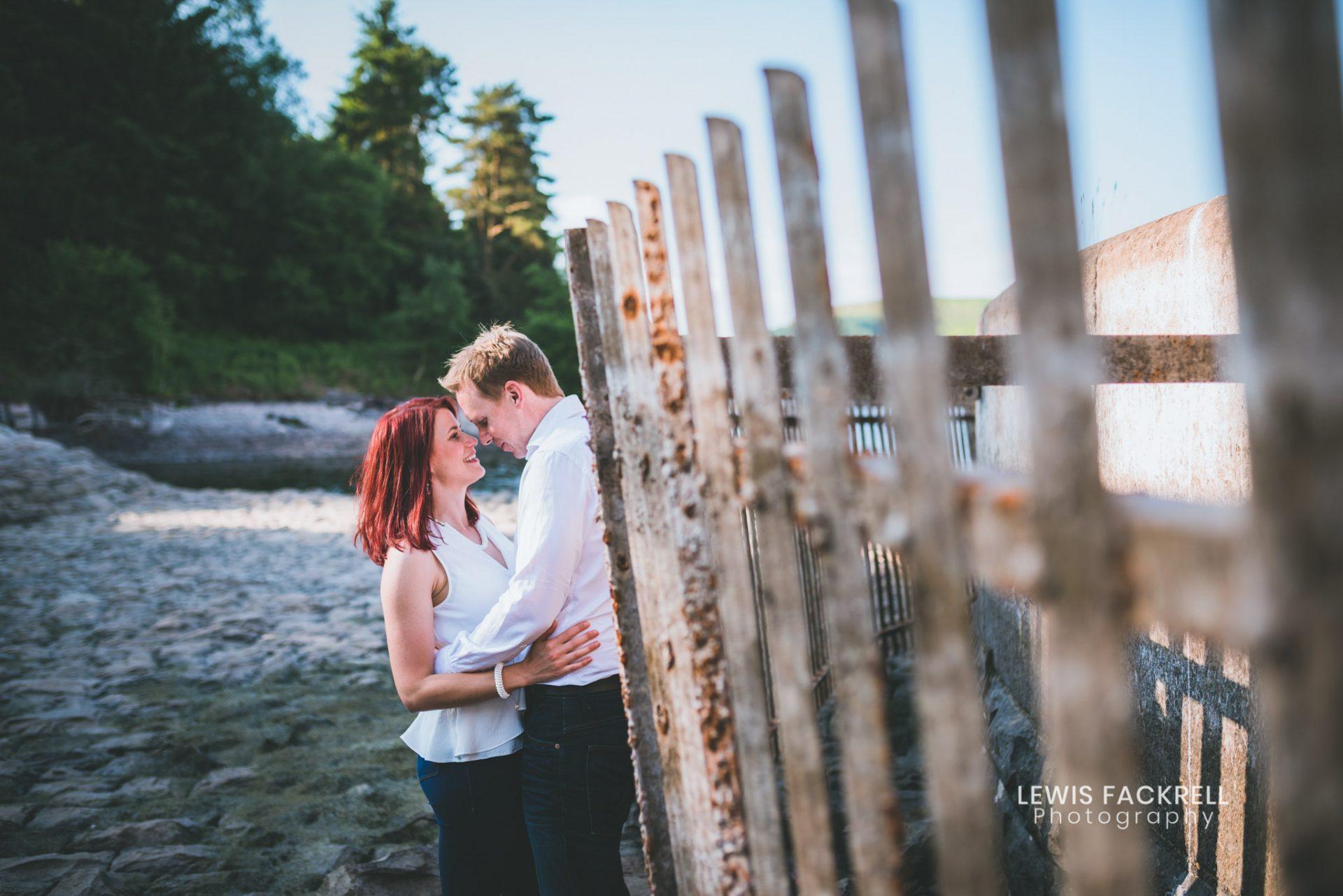 Brecon pre-wedding photography
