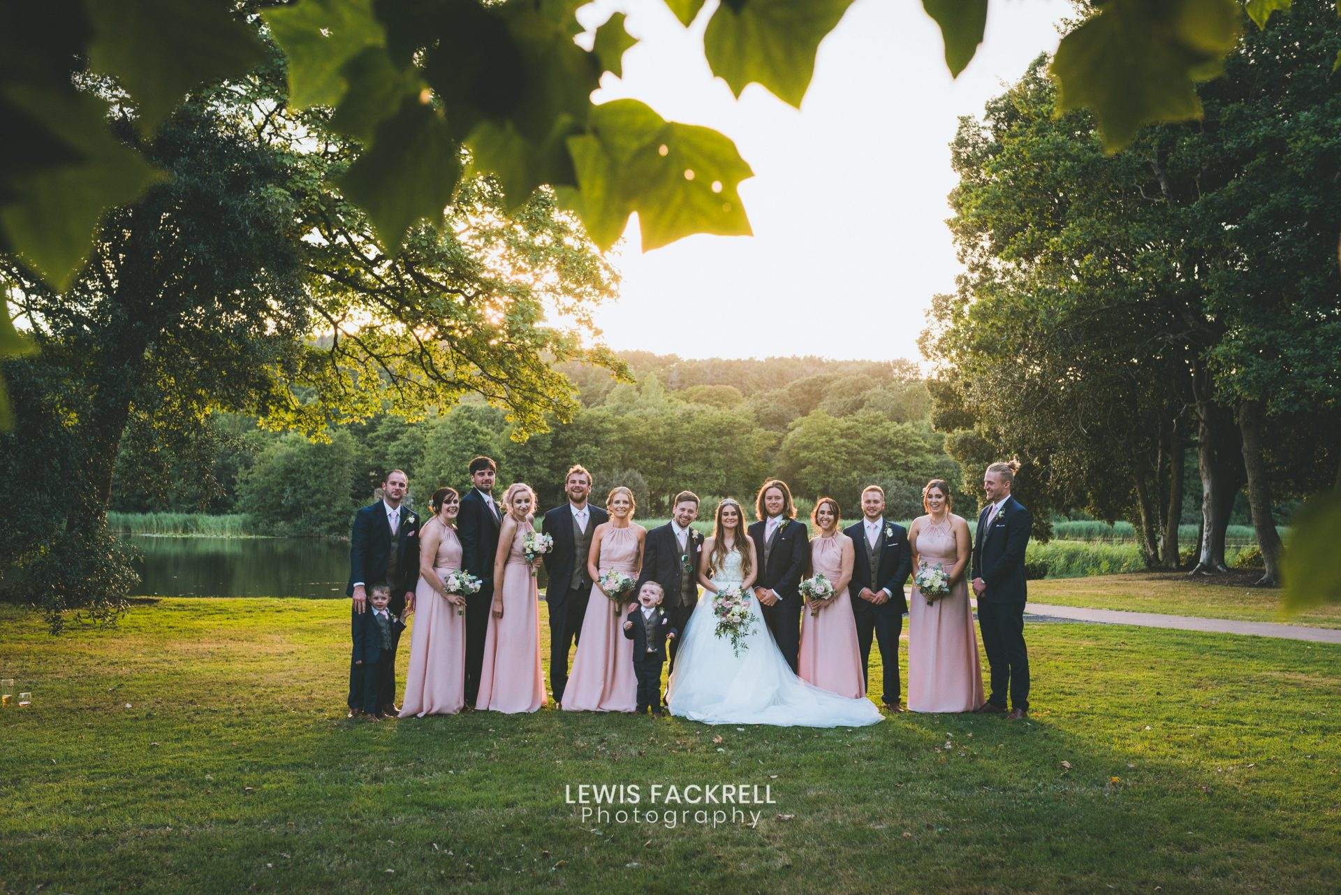 Formal group photos at your wedding at hensol castle photography