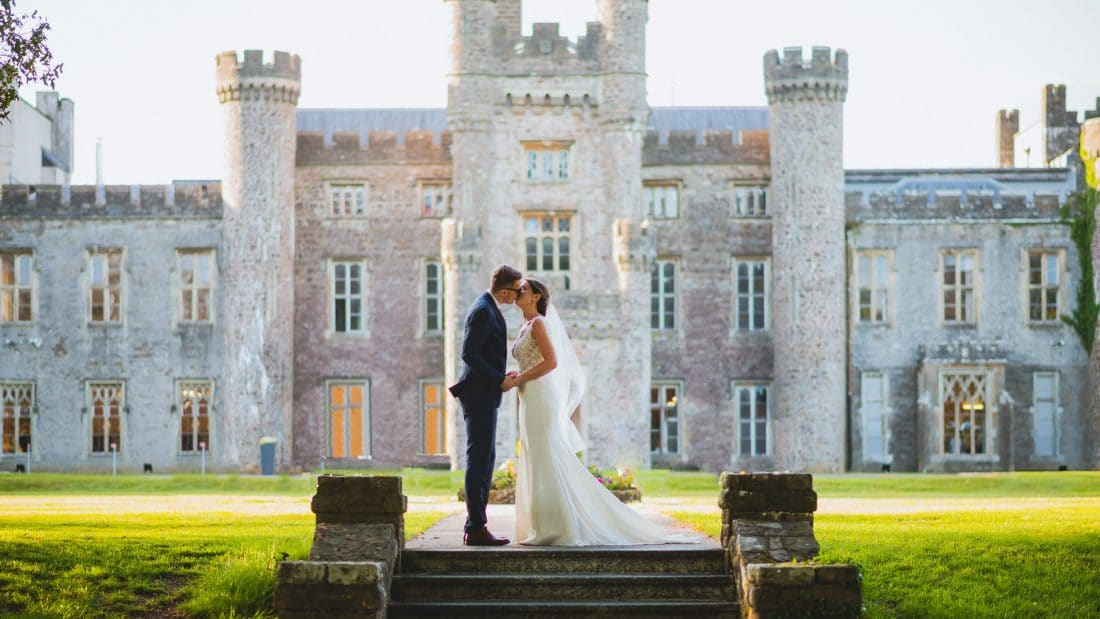 Hensol Castle Wedding venue in South Wales