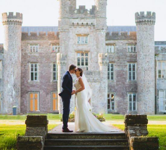 Hensol Castle Wedding venue in South Wales