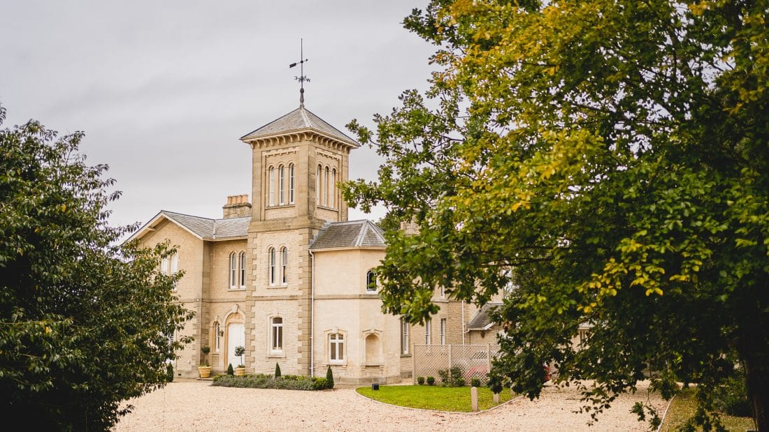 Top wedding venues in South Wales including St Tewdrics house and Gileston Manor